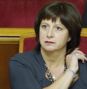 Міністр фінансів України Наталія Яресько.