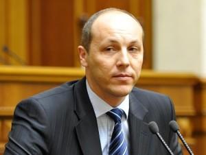 віце-спікер ВР України А.Парубій